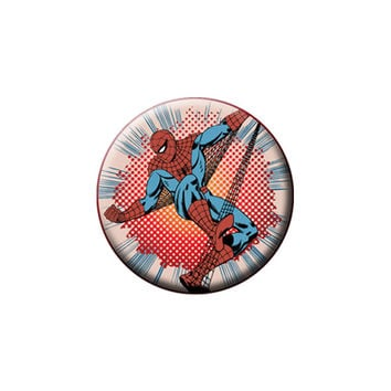 Spiderman Power Button