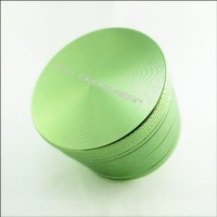 Cali Crusher Herb Grinder 4 Piece Green