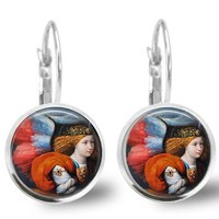 Angel Earring Famous Art Angel Earrings