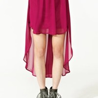 Sweet Thing Skirt - Magenta