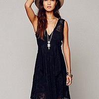 Free People  Flower Basket Sun Dress at Free People Clothing Boutique
