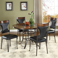 Parker Collection Dining Room Table & 4 Chairs
