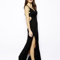 ASOS Strappy Back Maxi Beach Dress