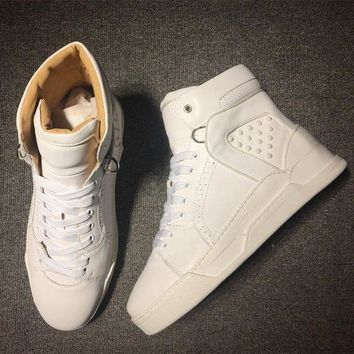 DCCK Cl Christian Louboutin Style #2121 Sneakers Fashion Shoes