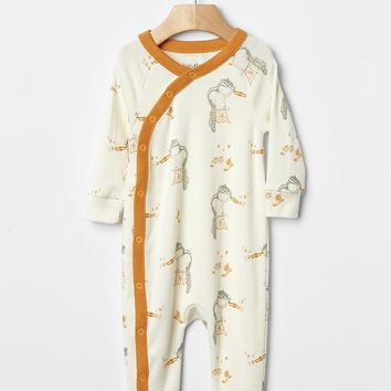 Gap Baby Squirrel Kimono One Piece