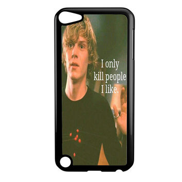 Tate Langdon American Horror Story Ipod 5 Case
