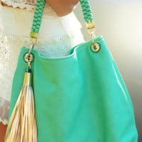 Way You Do Purse: Seafoam