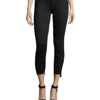 Current/Elliott The Stiletto Skinny-Leg Ankle Jeans