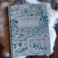 Coilbound Decomposition Book: Everglades