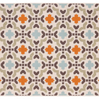 Curtis Outdoor Rug, Multi, Area Rugs