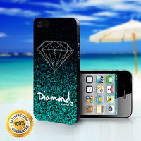 Diamond Supply Co Glitter - For iPhone 4/4s, iPhone 5, iPhone 5s, iPhone 5c case. Please choose the option