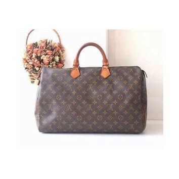 PEAPYD9 Louis Vuitton Bag Speedy 40 Monogram Vintage Handbag