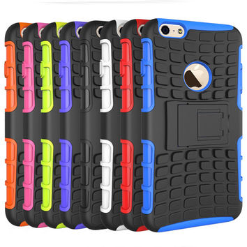 Hot Deal Cute On Sale Stylish Iphone 6/6s Hot Sale 2 In 1 Rack Iphone Phone Case [4915517572]