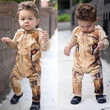Fashion Children Baby Kids Cute Mom's Baby Funny One Piece Clothing [9496583044]
