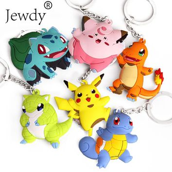 Pokemon Go Key Chain