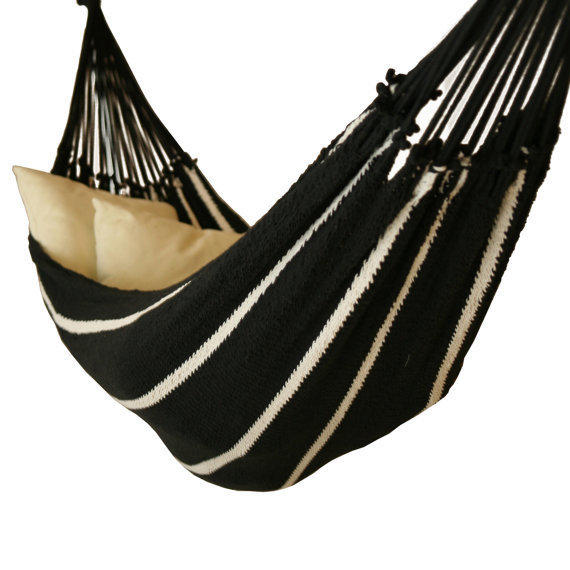 Black in dreams Cotton Hammock by veronicacolindres on Etsy