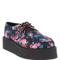 T.U.K. Floral Mondo Creepers