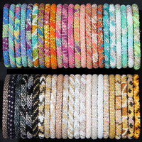 Lily and Laura® Glass Beaded Bracelet