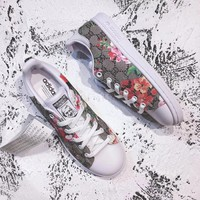 Gucci x Adidas Stan Smith Sneakers