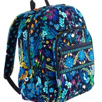 Vera Bradley Campus Backpack in Midnight Blues