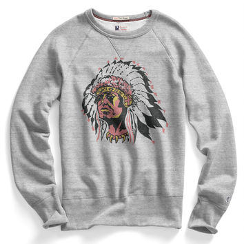 Indian Chief Sweatshirt