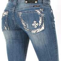 Miss Me® Ladies' Boot Cut Jeans