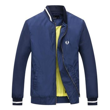 Fred Perry Cardigan Jacket Coat-4