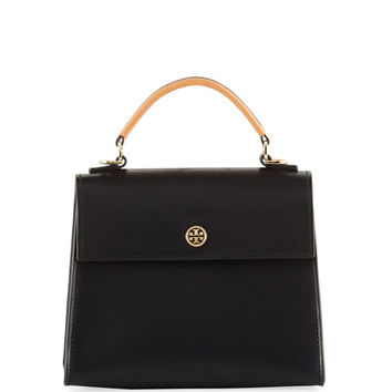 Tory Burch Parker Colorblock Top Handle Bag