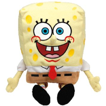 TY SpongeBob Big Plush