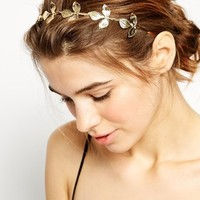 ASOS Leaf Headband