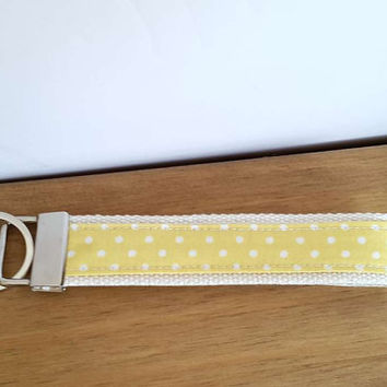 Wrist Strap Key Ring, Wrist Strap Key Fob, Webbing Key Chain, Teachers Gift, Gift For Her, Clutch Strap, Wrist Strap, Wrist Band For Keys