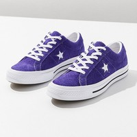 Converse One Star Suede Sneaker | Urban Outfitters