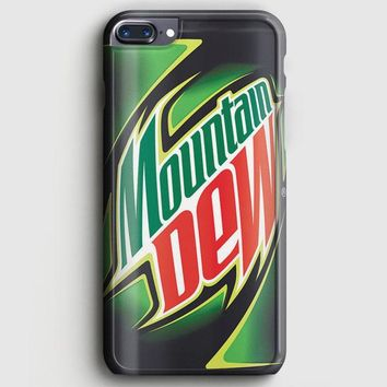 Funny Mountain Dew iPhone 7 Plus Case