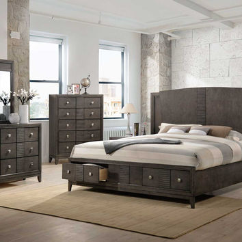 Havana Storage King Bedroom Set