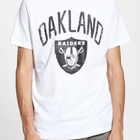 Junk Food 'Oakland Raiders' Graphic