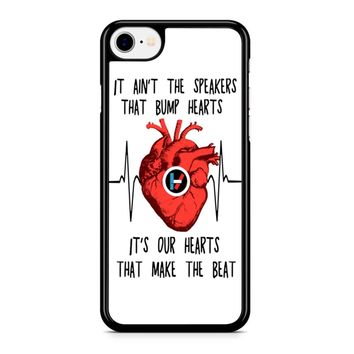 Twenty One Pilots 2 Heart Iphone 8 Case