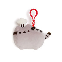 Gund Pusheen Chef Hat Clip 4.5""