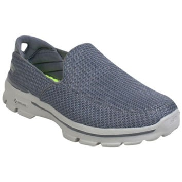 Skechers GOwalk 3 Charcoal Training Sneaker