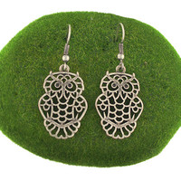 ESSENTI-OWL EARRINGS