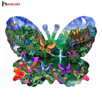 5D Diamond Painting Butterfly Party Kit