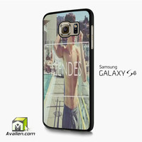 Shawn Mendes Samsung Galaxy S6 /S6 Edge Case by Avallen