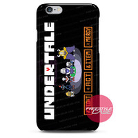 Undertale Game iPhone Case Cover Series
