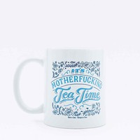 Mofo Tea Time Mug - Urban Outfitters