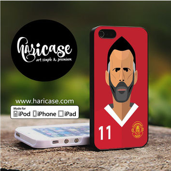Gigs Manchester United iPhone 5 | 5S | SE Cases haricase.com