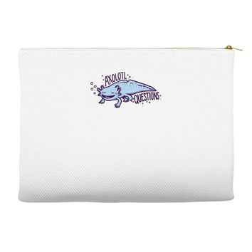 axolotl questions Accessory Pouches
