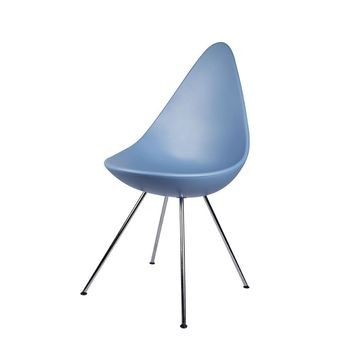 Drop Chair - Blue - Reproduction