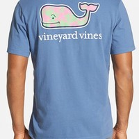 Men's Vineyard Vines 'Palm Trees' Graphic Pocket T-Shirt