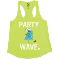 Billabong Lets Party Wave - Lemon Twist - J4221LET				 | 