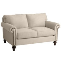 Alton Loveseat - Ecru