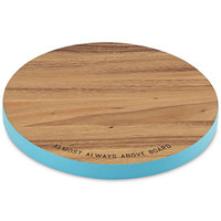 kate spade new york all in good taste Acacia Wood Cutting Board, Only at Macy's